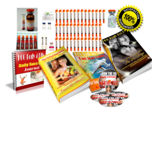 COMPLETE 26 DAY HCG STARTER INJECTION KIT-FREE COACHING