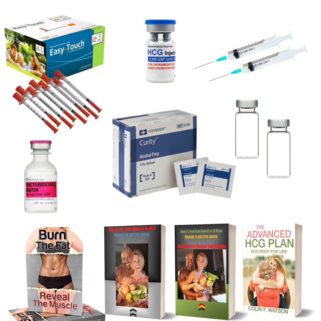 Complete 26 Day STARTER Injection Kit