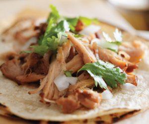 HCG Diet Tacos