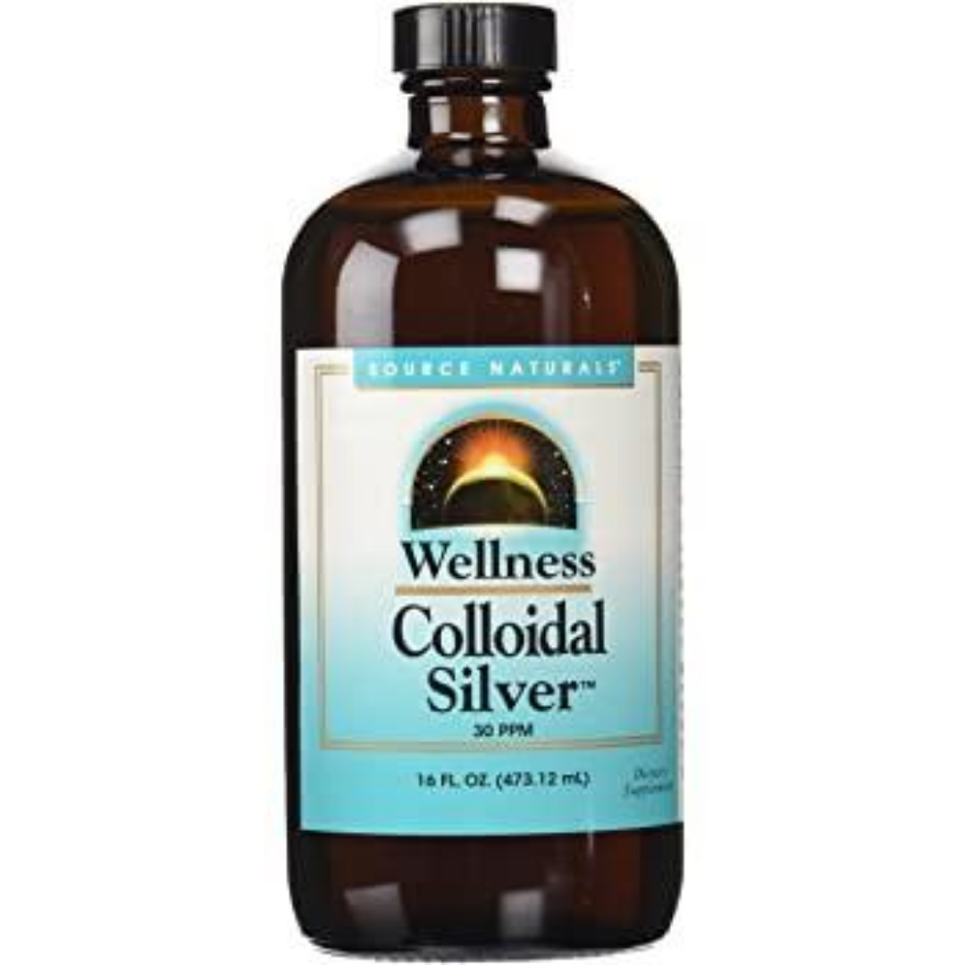 Colloidal Silver 2 fl oz