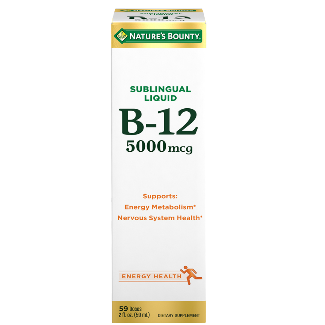 b12 Sublingual Drops