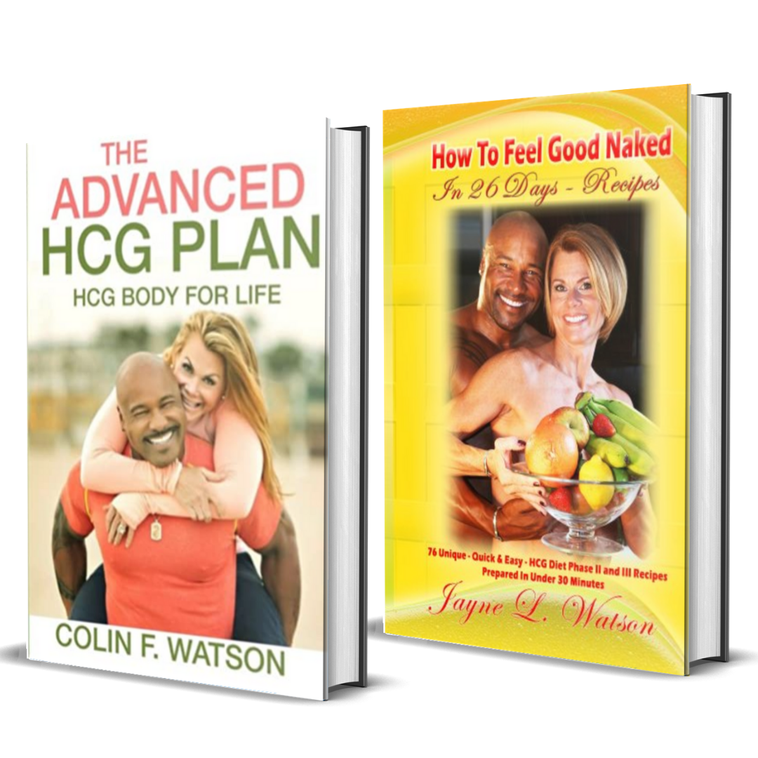 HCG Body for Life -The Advanced HCG Protocol Books (Hard Copy)