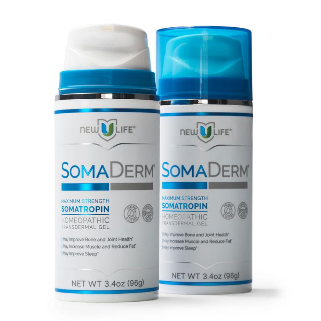 Somaderm New U Life HGH Gel
