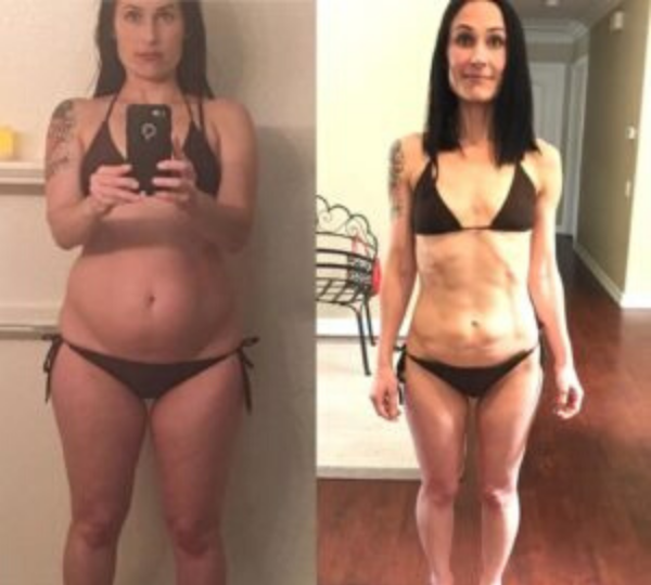 Before and After HCG Diet (6)