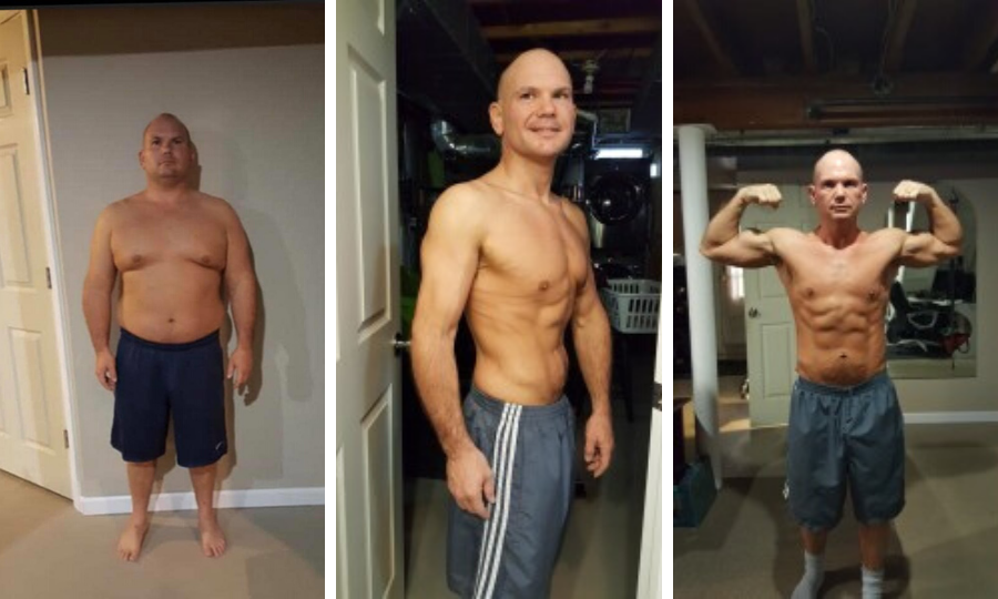 Before and After HCG Diet Testimonials