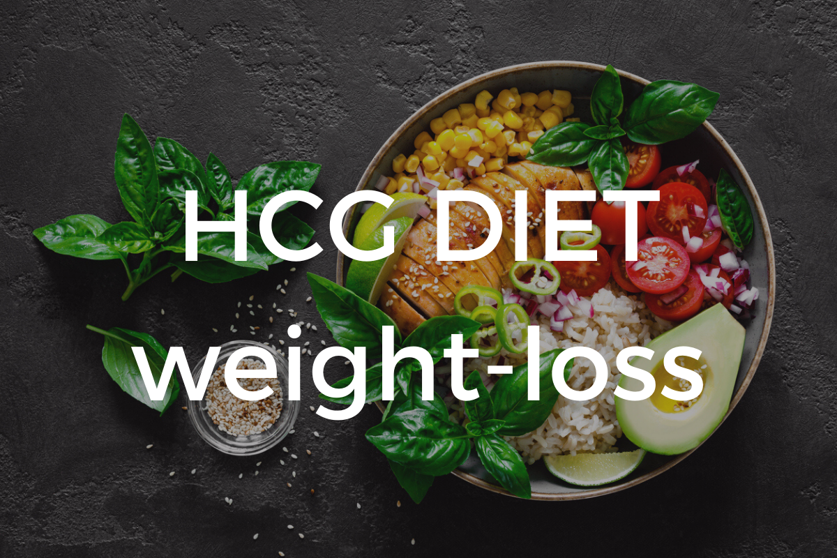 HCG Diet and weight loss protocol