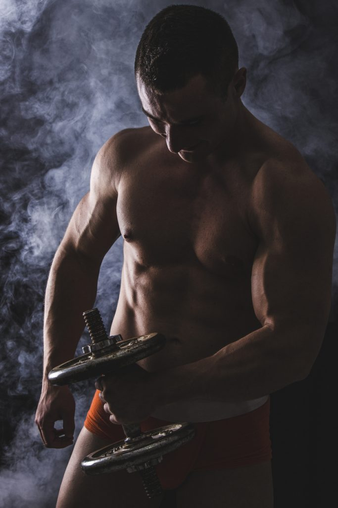 How men get stronger on HCG diet with HGH