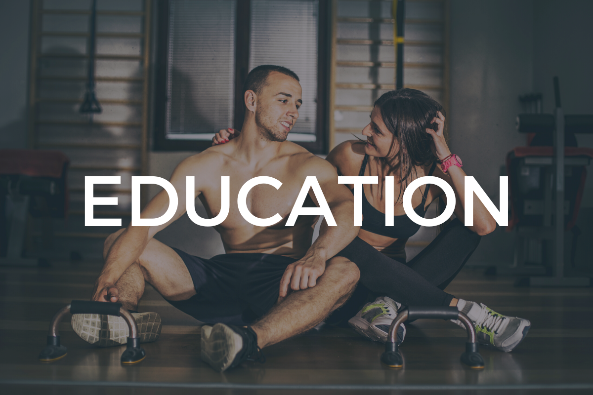 Personal diet and nutrition education and learning