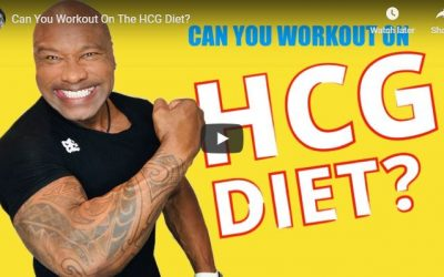 Can You Workout On The HCG Diet?