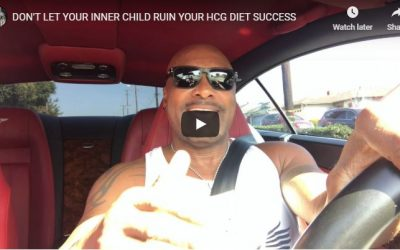 Why Your Inner Child Ruins Your HCG Diet Success