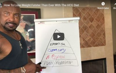 How To Lose Weight Faster Than Ever With The HCG Diet