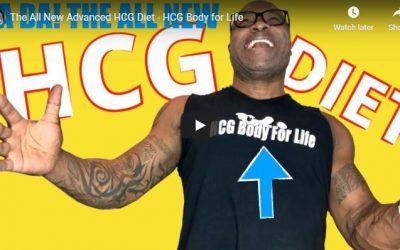 The All New Advanced HCG Diet – HCG Body for Life