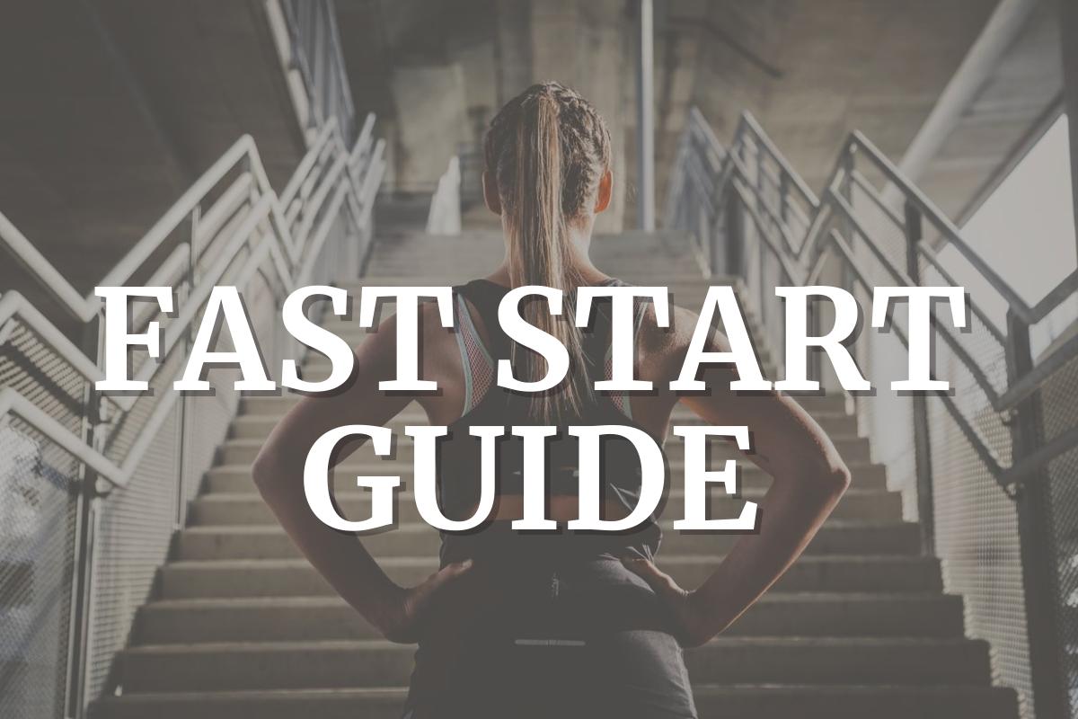 hcg fast start guide