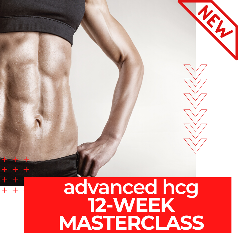 HCG 12 Week Weightloss Masterclass