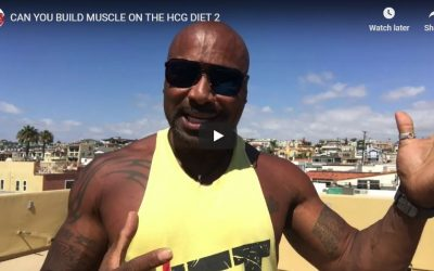 Can You Build Muscle on HCG?