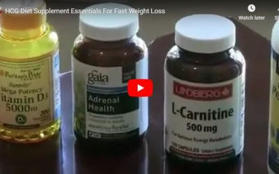HCG Diet Supplements For Fast Weight Loss