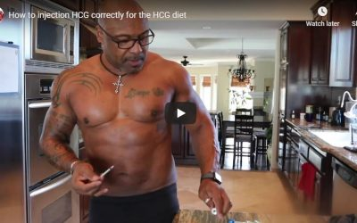 How to Inject HCG for the HCG Diet