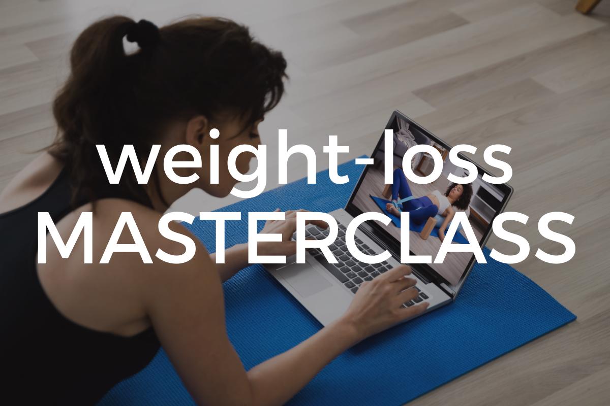 Weight loss master class hcg course